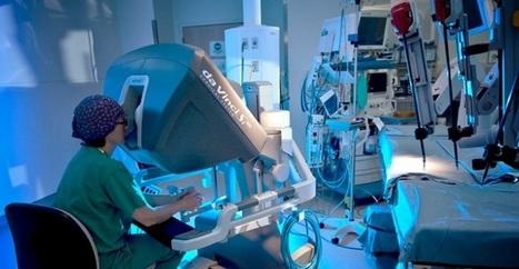 Robotique et chirurgie font bon ménage aux Etats-Unis | Une nouvelle civilisation de Robots | Scoop.it