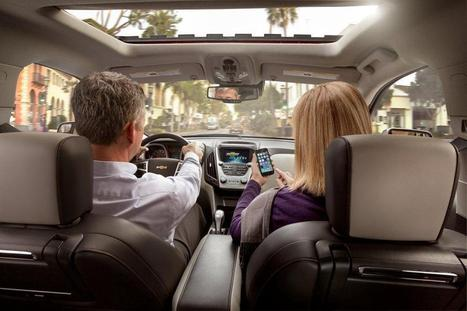 CES 2014: 4G cars usher in the era of the seriously connected ... | Driver Monitoring | Scoop.it