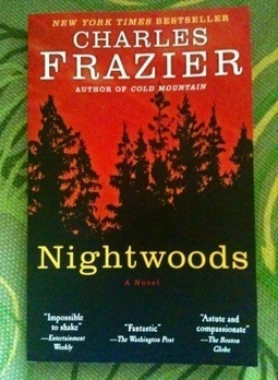 Charles Frazier's Nightwoods (Book Acquired, 6.14.2012) | Read Ye, Read Ye | Scoop.it
