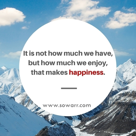 happiness new quotes | Free Arabic Quotes | Scoop.it