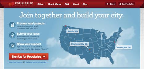 Build your city on Popularise! | The public city | Scoop.it