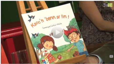 Des mots pour rêver: Kaoc'h 'benn ar fin ! (Crotte alors!) passe à la TV Brezhoweb ! | Auteure jeunesse | Scoop.it