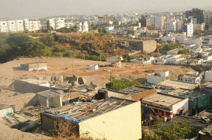 Steep rise in Hyderabad's slum population - Times of India | Populations in Transition | Scoop.it