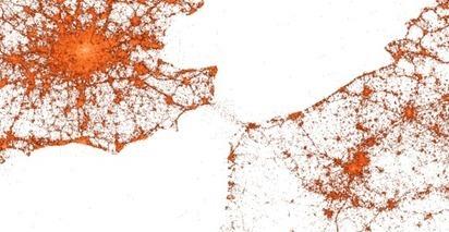 Mapping the World, one Tweet at a Time | Géographie : les dernières nouvelles de la toile. | Scoop.it