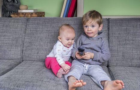 Une étude confirme les méfaits d'une écoute excessive de la télévision en bas âge | Educommunication | Scoop.it