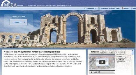 La Jordanie lance la plus grande base de données en ligne pour son patrimoine archéologique | Club Innovation Culture | Kiosque du monde : Asie | Scoop.it