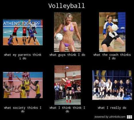 Volleyball | What I really do | Scoop.it
