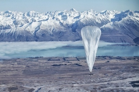 Google usará globos para llevar Internet a todo el planeta | Cultura-digital | Scoop.it