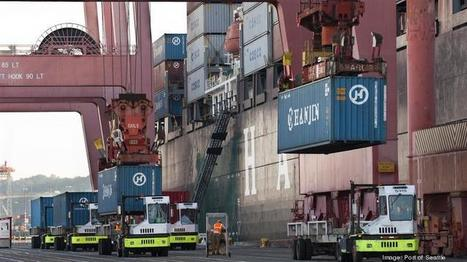Merger of China's COSCO, CSCL carriers could drain cargo from Seattle terminals - Puget Sound Business Journal (Seattle) | Global Logistics Trends and News | Scoop.it