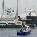 Greenpeace, les défenseurs de l'Arctique - Green et Vert | ARTIC | Scoop.it