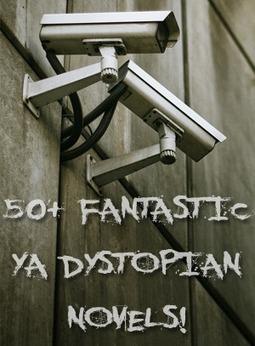 50+ Fantastic Young Adult Dystopian Novels - Bart's Bookshelf   Brink Library Links   Scoop.it
