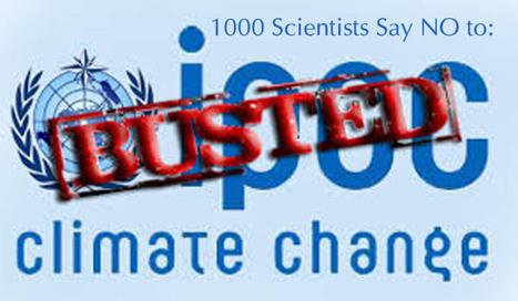 UN climate change: 1000 scientists say no   FarOutRadio with Scott Teeters   Scoop.it