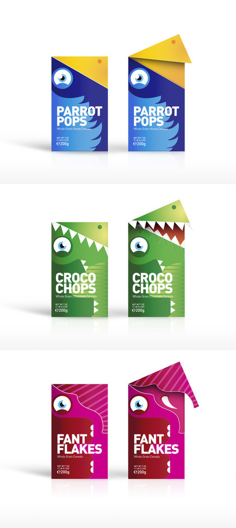 Packaging Design Inspirations -4 | timms brand design | Scoop.it
