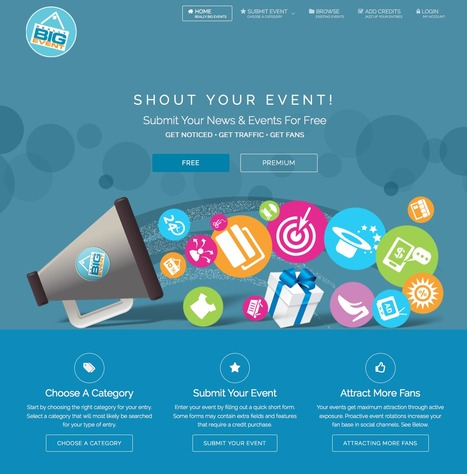 A Really Big Event | Social Media Marketing | Scoop.it