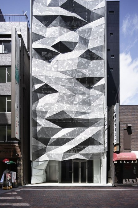 [Tokyo, Japan] Dear Ginza / amano design office | The Architecture of the City | Scoop.it