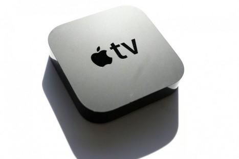 Apple n'investit pas dans la télévision connectée tout de suite | connected-smart-TV | Scoop.it