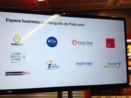 Aéroports de Paris lance l'Aéroport connecté   Connected Academy   Transformation digitale   Scoop.it
