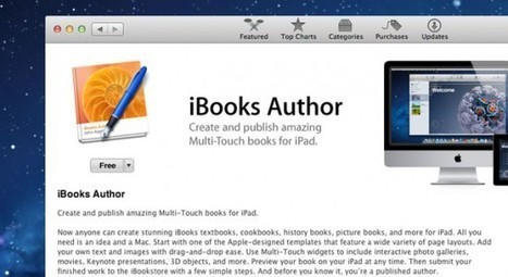 "Creating live ""Padlet"" pages in iBook Author using iAd producer 
