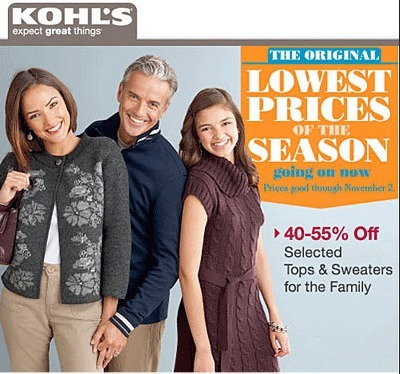 Offers and deals with Kohls to ease your shopping endeavors | shopping for | Scoop.it