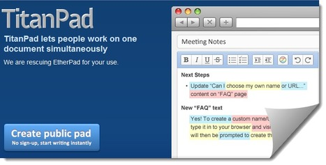 TitanPad   Sitographie projet archibald   Scoop.it