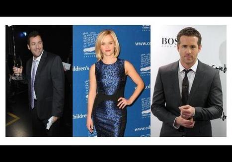 Adam Sandler Tops Forbes' 2013 List Of The Most Overpaid Actors | Magement | Scoop.it