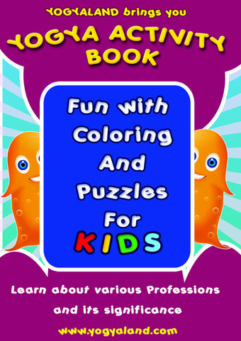 Activity Books for Kids - Get Activity Books for Art, Printable, Craft, Learning & more - Yogyaland | Activities for Kids | Scoop.it