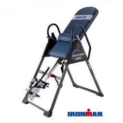 Ironman Gravity 4000 Inversion Table Review - Read Now | Inversion Table Reviews | Scoop.it