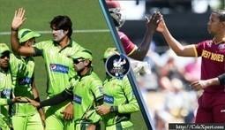 Match 10:: Pakistan vs West Indies live streaming Score - Pak vs WI Live Stream   Scoops   Scoop.it