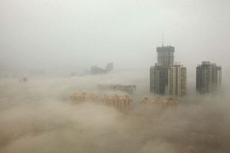 Cities and Urban Land Use - Pollution From Asia Makes Pacific Storms Stronger | Human Geography | Scoop.it