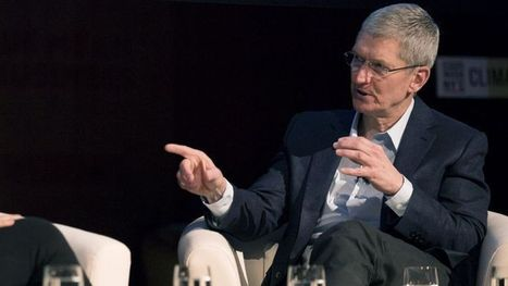 Apple et Google s'empoignent sur la sécurité de leurs utilisateurs | Intelligence économique | Scoop.it