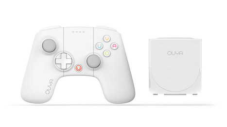 OUYA outs white console with 16GB of storage - Android Community | Android On Stick | Scoop.it