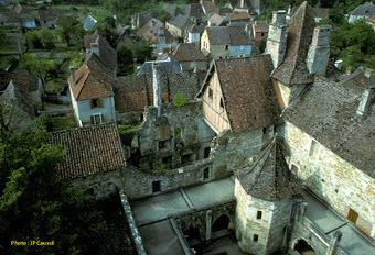 Le réfectoire des moines ... salle polyvalente ! | Autour de Carennac et Magnagues | Scoop.it