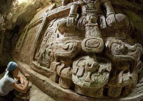 Lecture highlights 2013 'astounding' Maya discovery - Jackson Clarion Ledger | Ancient Cultures | Scoop.it
