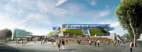 On vous dit tout sur le nouveau Bercy... pardon, l'AccorHotels Arena | DVVD Architectes Ingénieurs Designers | Scoop.it