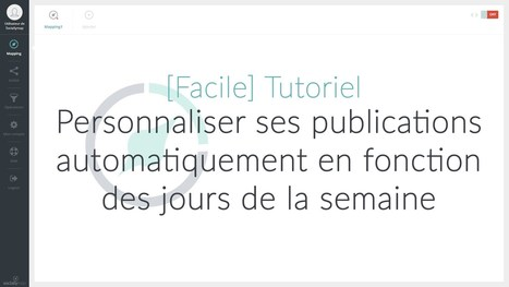 Sociallymap - chaîne YouTube [Tutoriel] | Time to Learn | Scoop.it