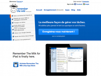 5 extensions Chrome pour Remember The Milk | Gestion de l'information | Scoop.it