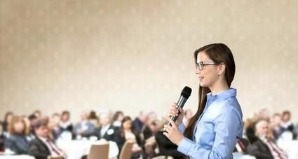 Parler en public : 4 clés pour réussir vos prises de parole   Prendre la parole en public   Scoop.it
