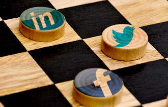 5 Fundamentals of a Social-Media Action Plan | Digital Culture Class 2012 | Scoop.it