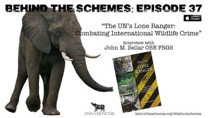 The UN's Lone Ranger: Combating International Wildlife Crime [Podcast] :: ANNAMITICUS | Wildlife Trafficking: Who Does it? Allows it? | Scoop.it