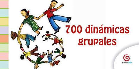 Descargar libro con 700 dinámicas grupales para trabajar con niños, jóvenes y adultos - narino.info | Libre disposición | Scoop.it