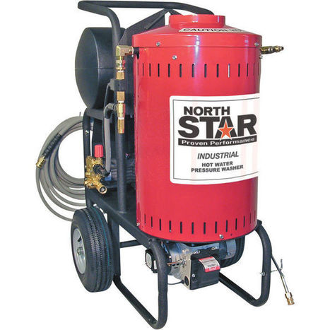 NorthStar Electric Wet Steam Hot Water Pressure Washer | Best Electric Pressure Washers | Scoop.it