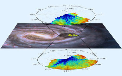 Astronomers Create Pseudo-3D Maps of Milky Way's Interstellar Material | Amazing Science | Scoop.it