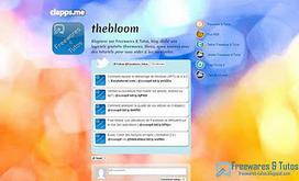 Clapps.me : un service en ligne pour créer facilement sa page web personnalisée   Utilidades TIC para el aula   Scoop.it
