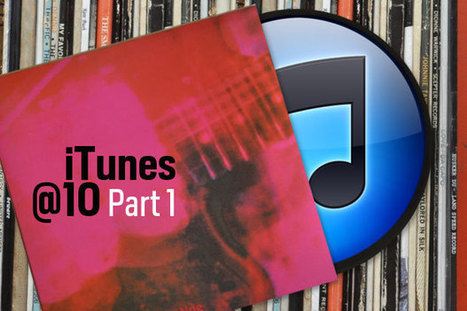 The iTunes influence, part one: How Apple changed the face of the music marketplace | The Shape of Music to Come | Scoop.it