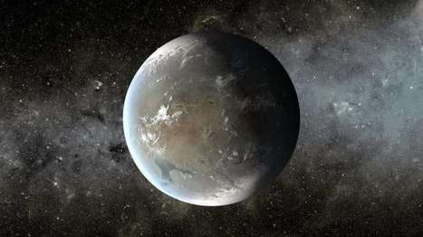 Combined climate, orbit models show that Kepler-62f could sustain life | The virtual life | Scoop.it