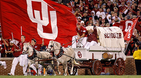 OU's Football Program Is The Most Prestigious Program Over The Last 74 Seasons | Sooner4OU | Scoop.it