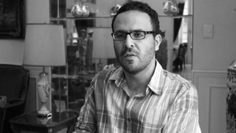 """Rodrigo Hasbún: """"No quiero vivir de mis libros""""   Libro blanco   Lecturas   Scoop.it"""