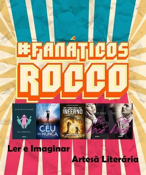 Ler e Imaginar   Promoção – Fanáticos Rocco 2.0   Ficção científica literária   Scoop.it