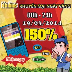 Ngày vàng chơi iOnline nhận ngay điện thoại Nokia Asha 210 | Game Mobile Hot | Scoop.it