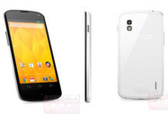 LG officialise le Nexus 4 blanc   High-Tech news   Scoop.it
